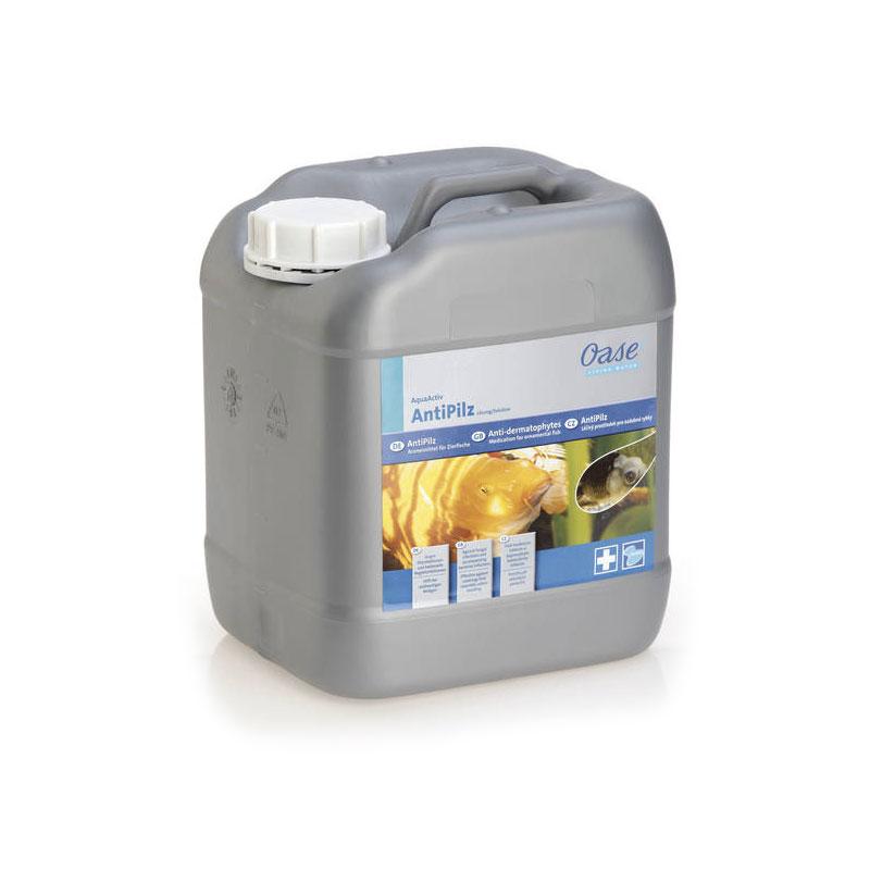 Aquaactiv antifungus 5 l fountains decor ltd for Decor 5 5 litre drink fountain