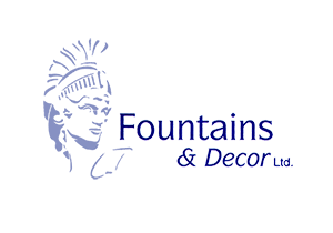 Fountains & Decor Logo