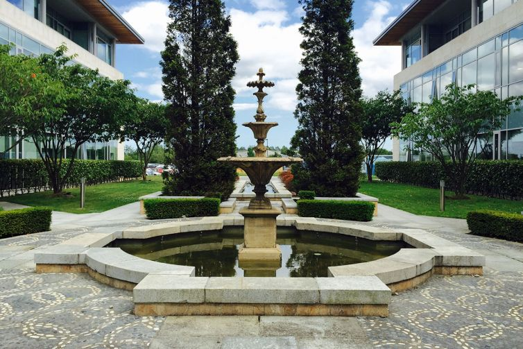 Citywest Business Park Water Feature