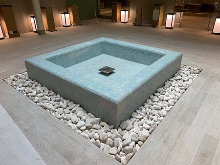 Commercial Fountain Installation