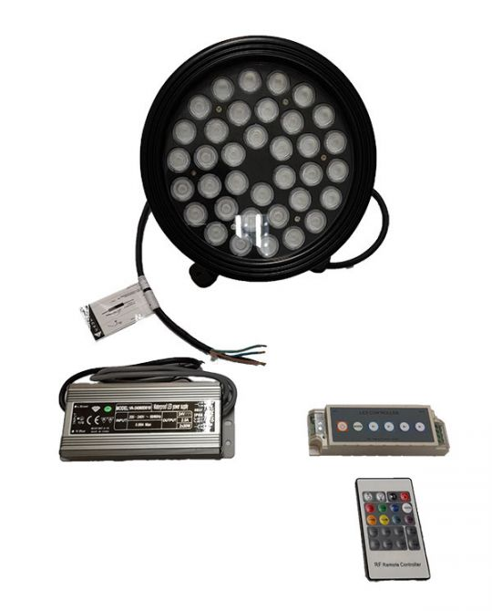 Pool Light Pack 36W RGB