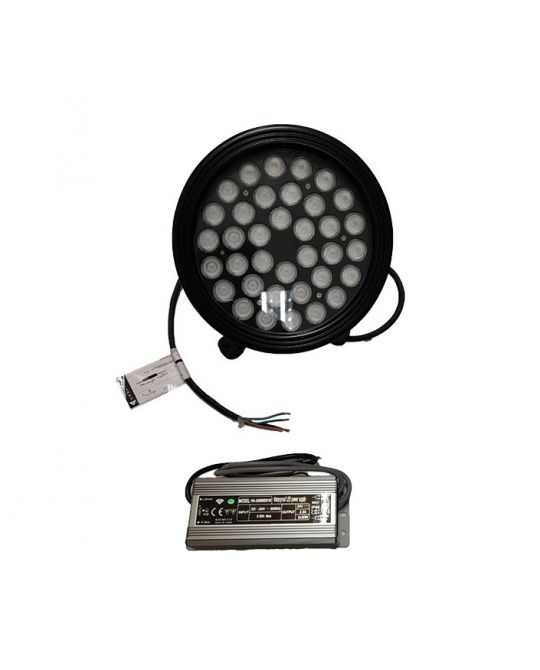 White 36V Pool Light Pack